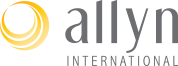 An Allyn logo used on our logistics elearning and training site